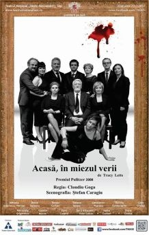 Spectacol August: Osage County in regia